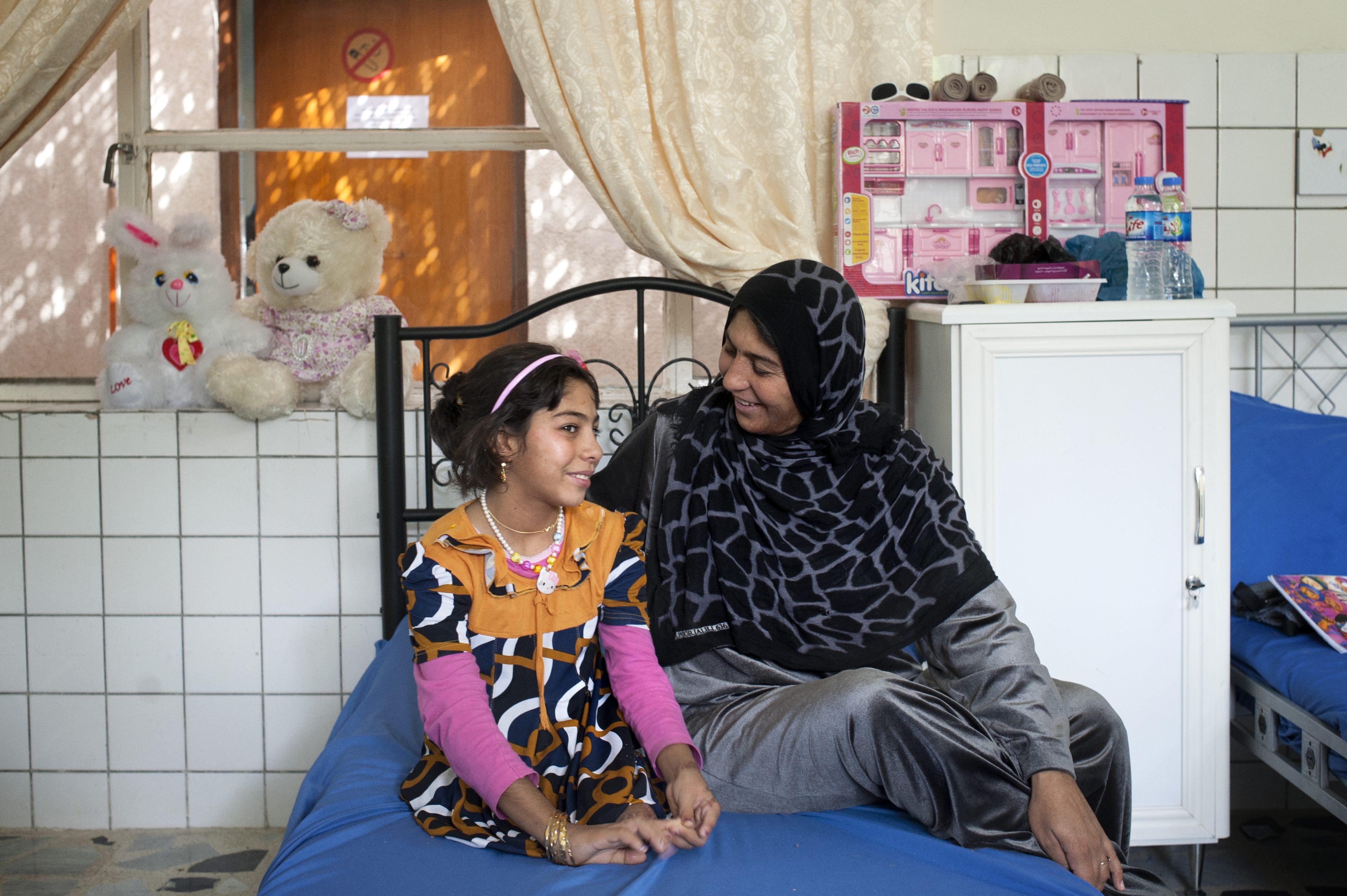 Iraq: Ahlam's Story
